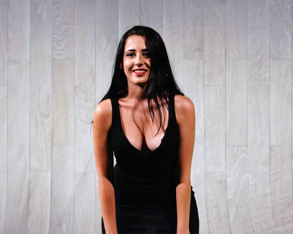 Giulia Mariani è la nuova testimonial della nostra agenzia